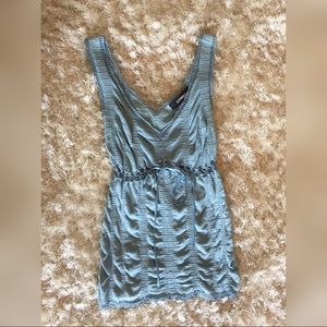 Express Beautiful Knit Tank Top